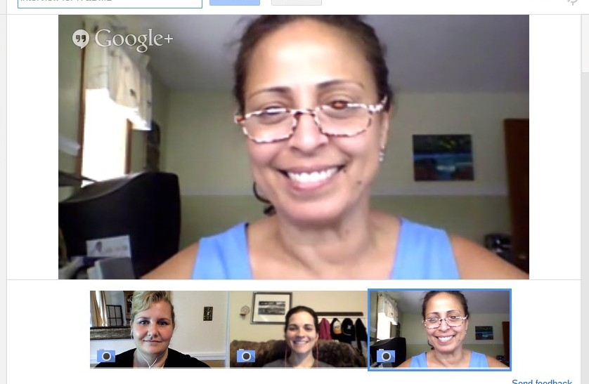 Opportunities to Enhance Online Discussions and Collaboration Using Google Hangouts